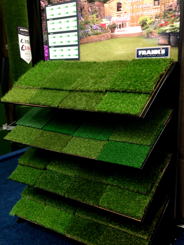 Artificial Grass Display Factory Ltd