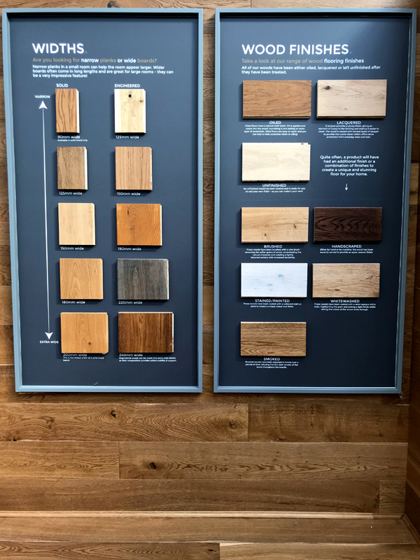 Accessory Display Boards Display Factory Ltd